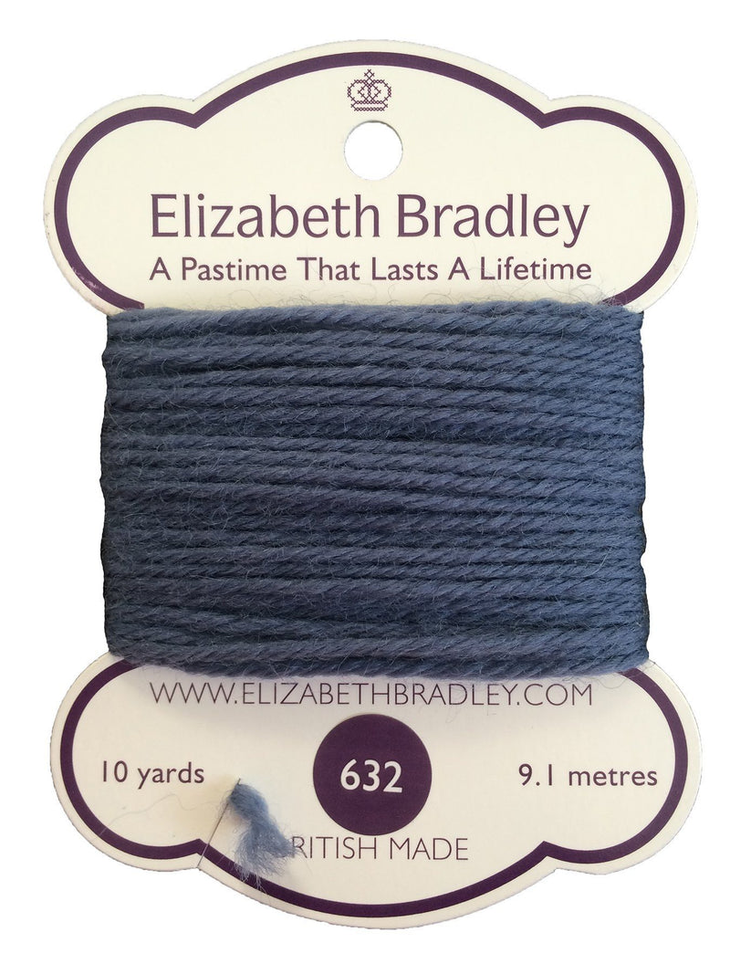 Tapestry Wool Colour 632 Tapestry Wool Elizabeth Bradley Design