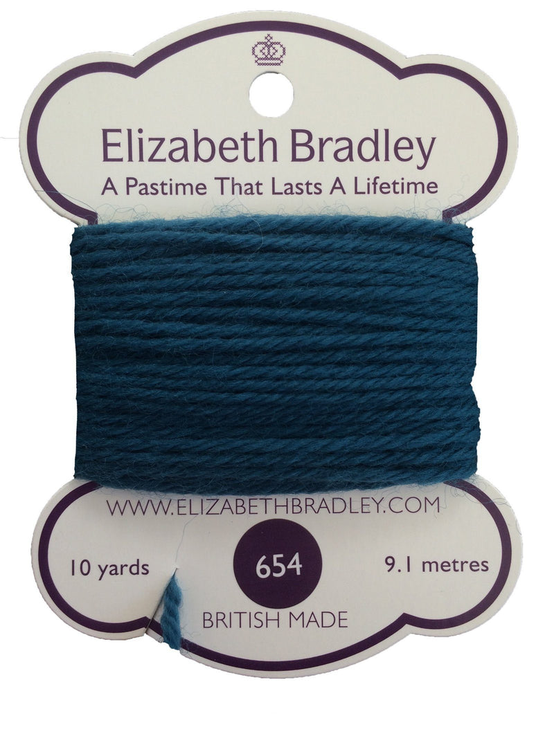Tapestry Wool Colour 654 Tapestry Wool Elizabeth Bradley Design