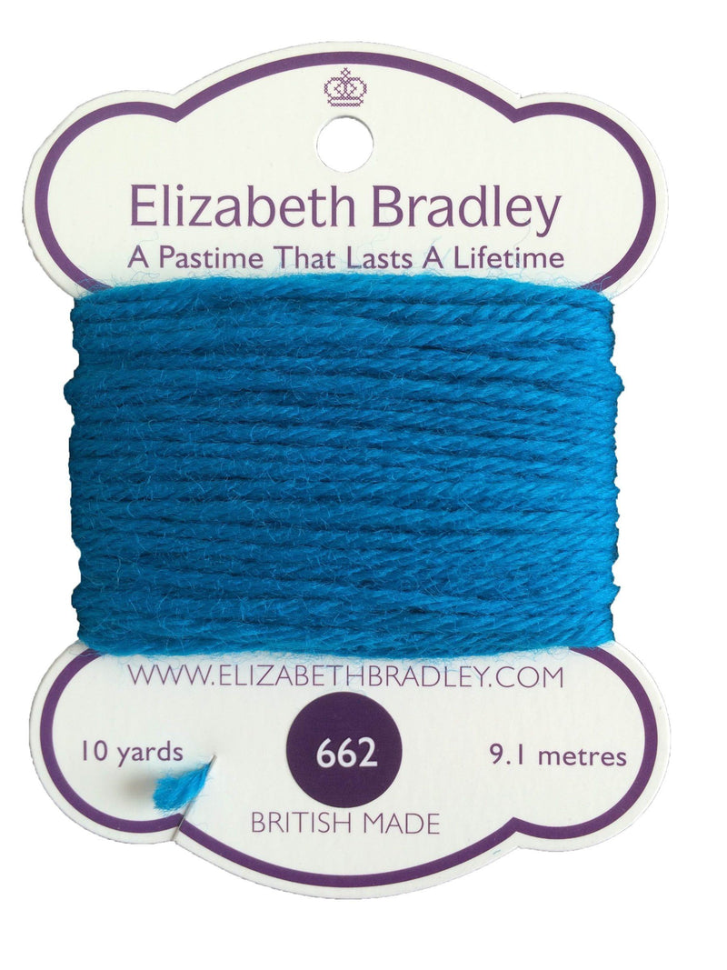 Tapestry Wool Colour 662 Tapestry Wool Elizabeth Bradley Design