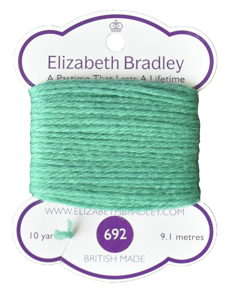 Tapestry Wool Colour 692 Tapestry Wool Elizabeth Bradley Design