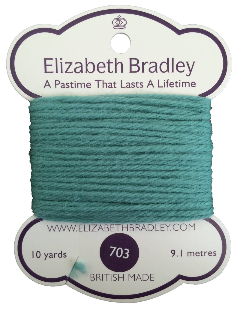 Tapestry Wool Colour 703 Tapestry Wool Elizabeth Bradley Design