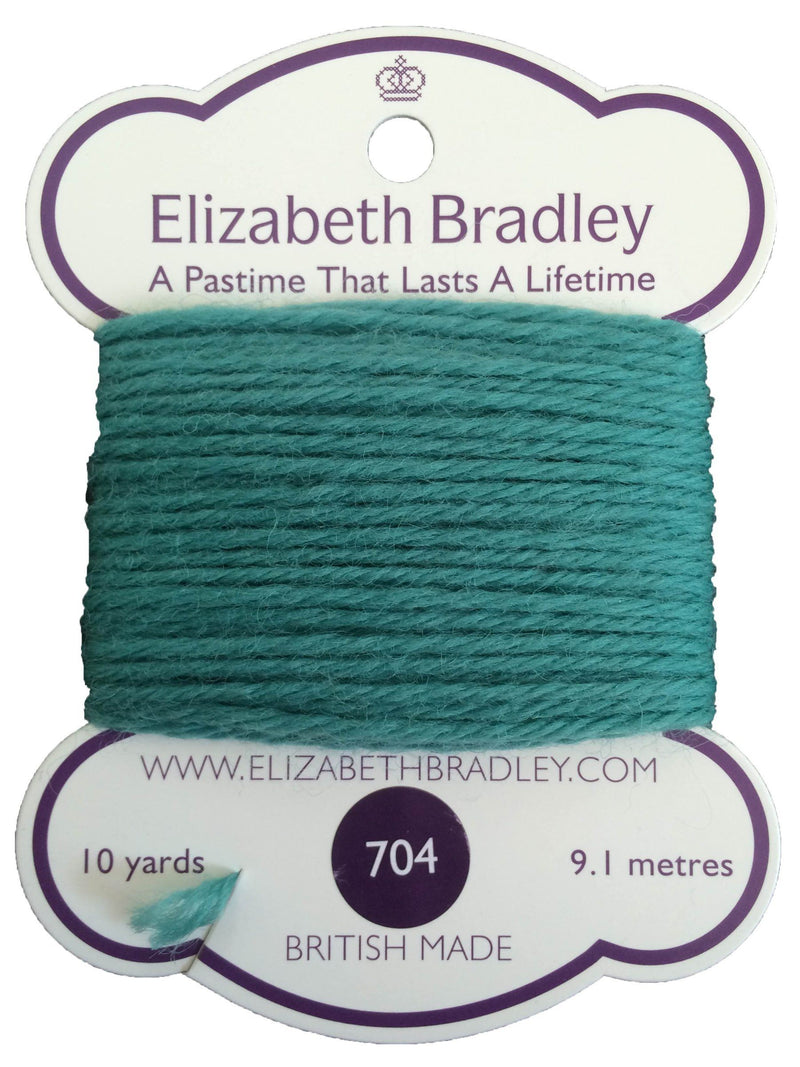 Tapestry Wool Colour 704 Tapestry Wool Elizabeth Bradley Design