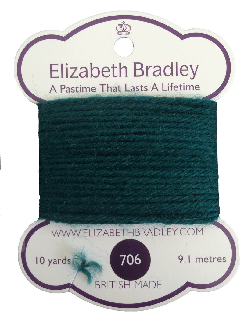 Tapestry Wool Colour 706 Tapestry Wool Elizabeth Bradley Design