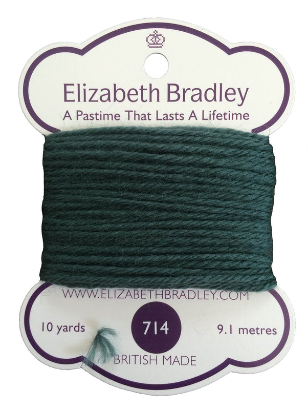 Tapestry Wool Colour 714 Tapestry Wool Elizabeth Bradley Design