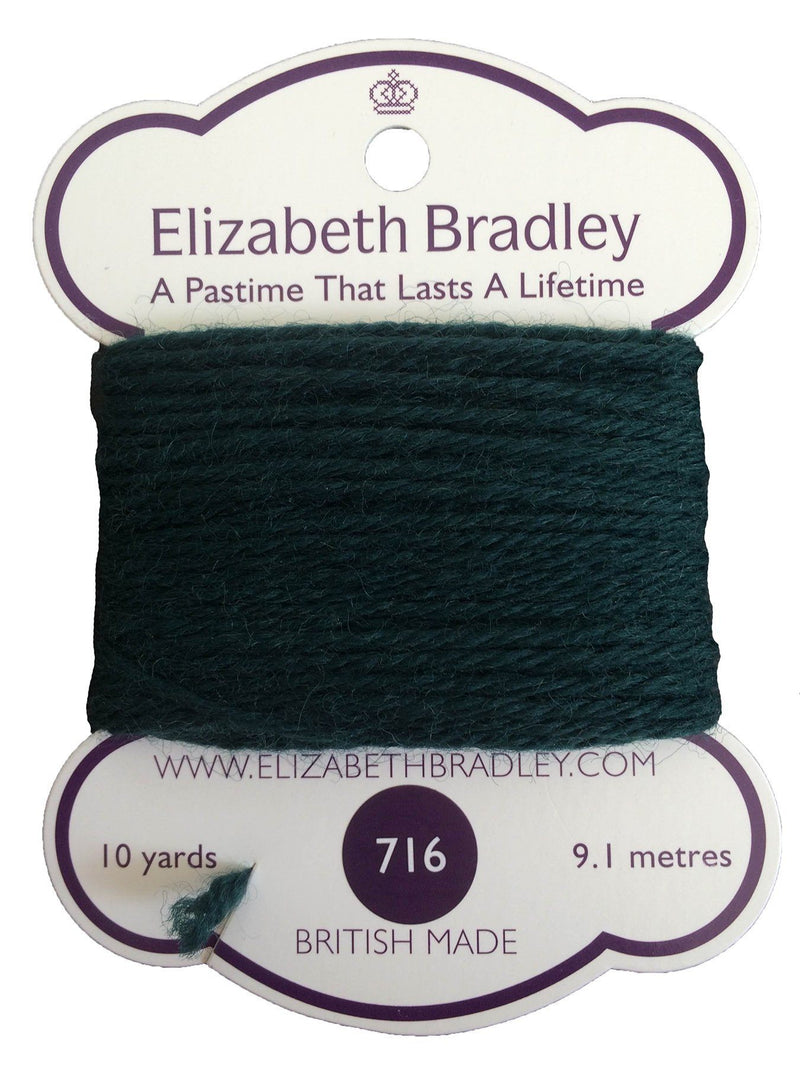 Tapestry Wool Colour 716 Tapestry Wool Elizabeth Bradley Design