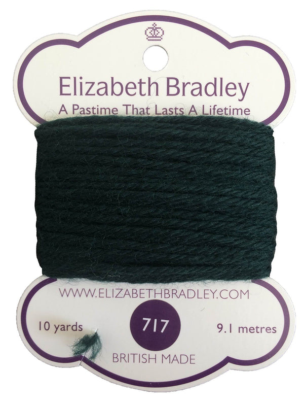 Tapestry Wool Colour 717 Tapestry Wool Elizabeth Bradley Design