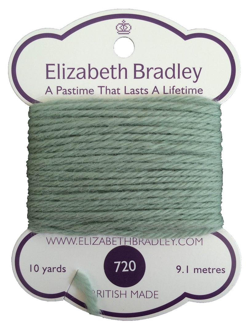 Tapestry Wool Colour 720 Tapestry Wool Elizabeth Bradley Design