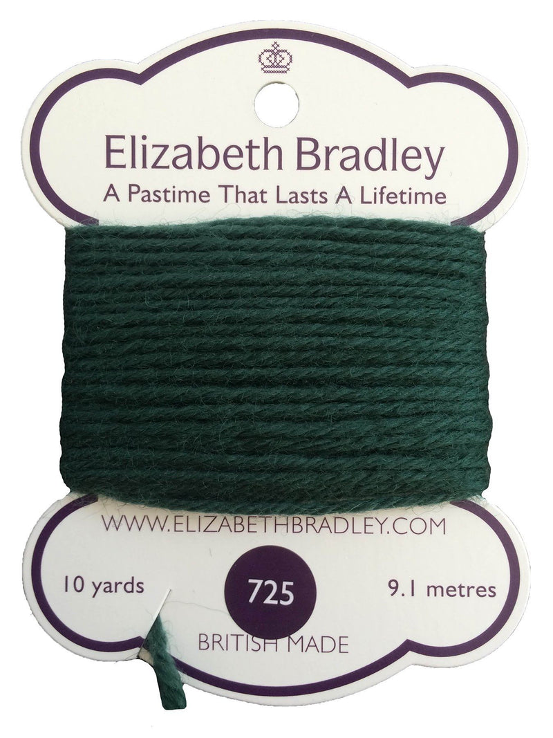 Tapestry Wool Colour 725 Tapestry Wool Elizabeth Bradley Design