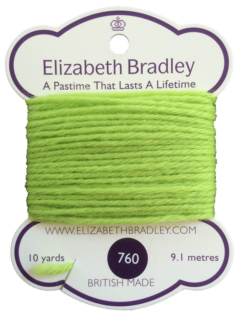 Tapestry Wool Colour 760 Tapestry Wool Elizabeth Bradley Design
