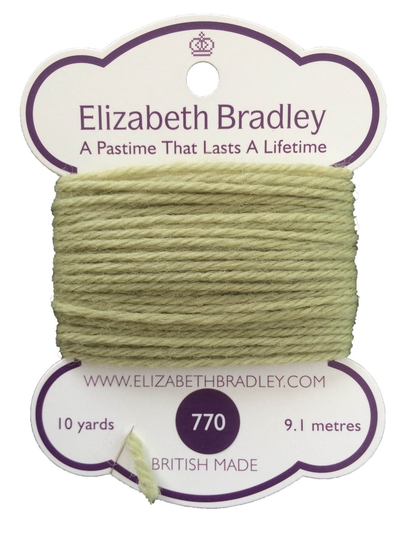 Tapestry Wool Colour 770 Tapestry Wool Elizabeth Bradley Design