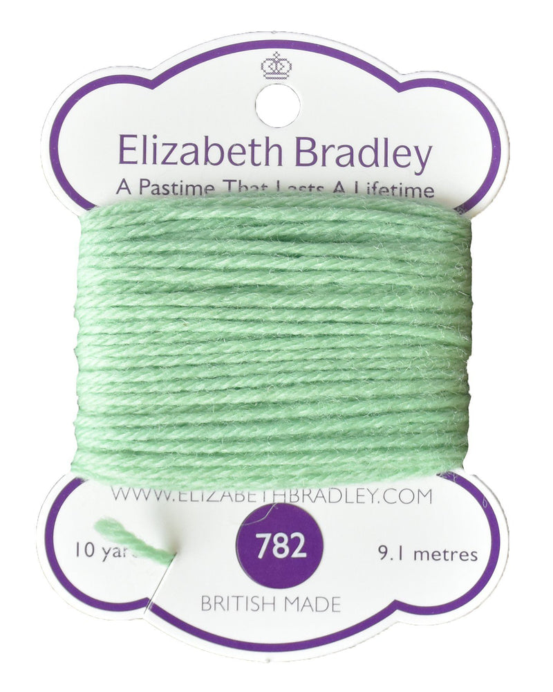 Tapestry Wool Colour 782 Tapestry Wool Elizabeth Bradley Design