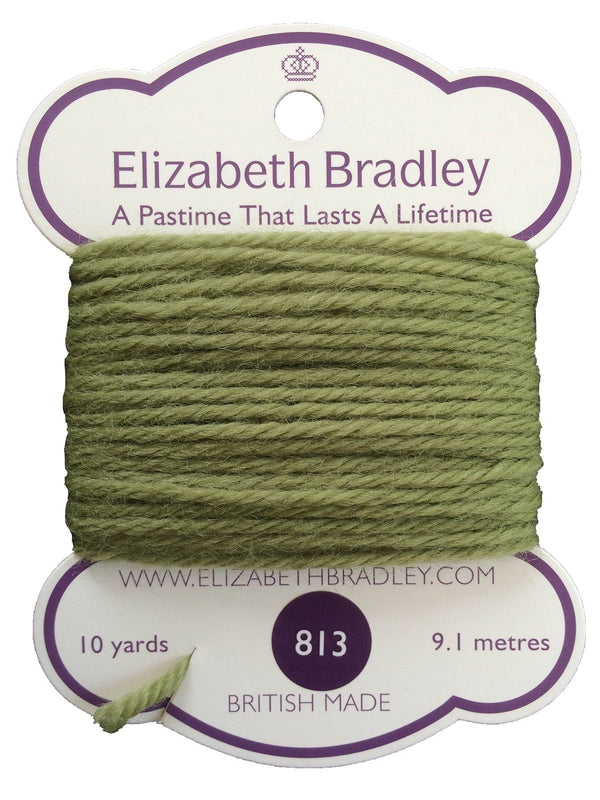 Tapestry Wool Colour 813 Tapestry Wool Elizabeth Bradley Design