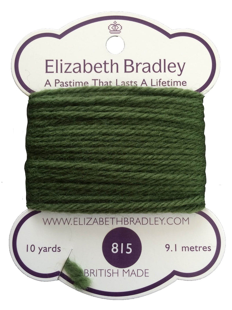 Tapestry Wool Colour 815 Tapestry Wool Elizabeth Bradley Design