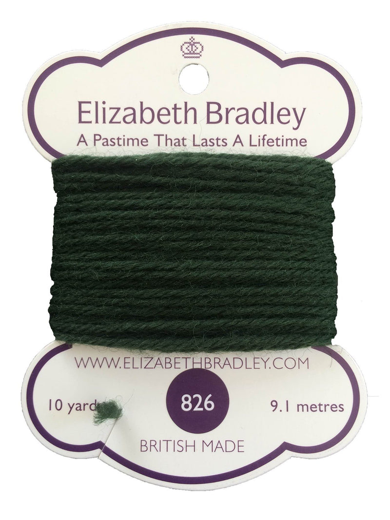 Tapestry Wool Colour 826 Tapestry Wool Elizabeth Bradley Design