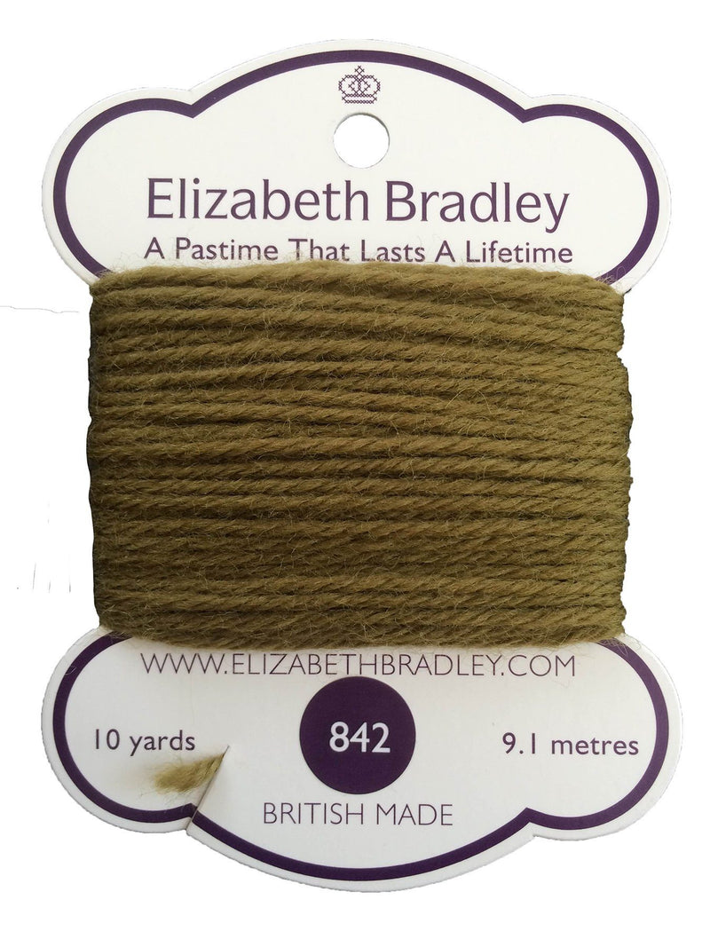 Tapestry Wool Colour 842 Tapestry Wool Elizabeth Bradley Design
