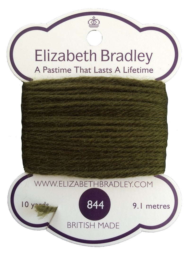 Tapestry Wool Colour 844 Tapestry Wool Elizabeth Bradley Design