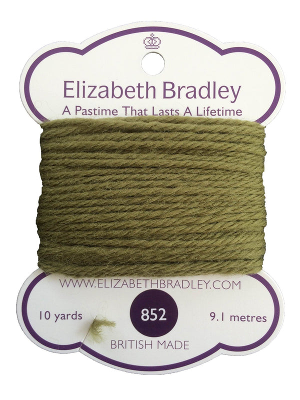 Tapestry Wool Colour 852 Tapestry Wool Elizabeth Bradley Design