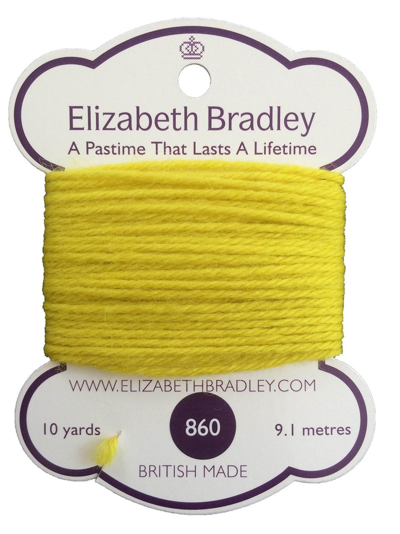 Tapestry Wool Colour 860 Tapestry Wool Elizabeth Bradley Design