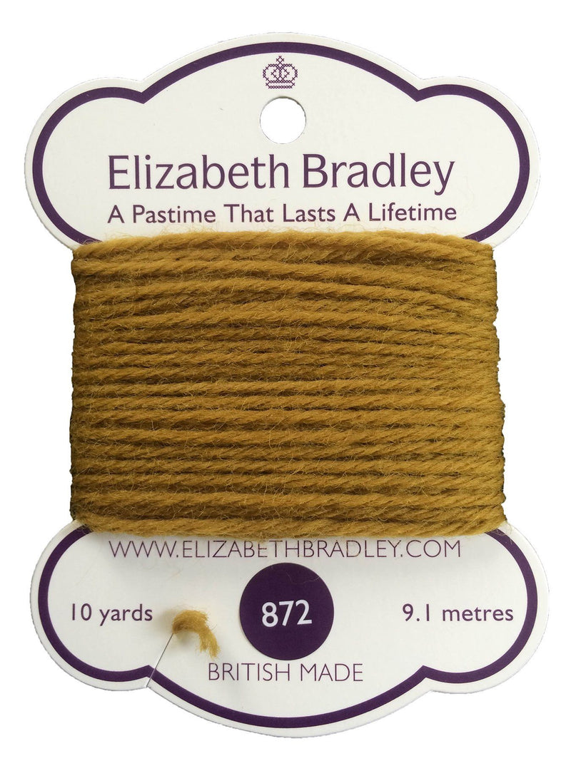 Tapestry Wool Colour 872 Tapestry Wool Elizabeth Bradley Design