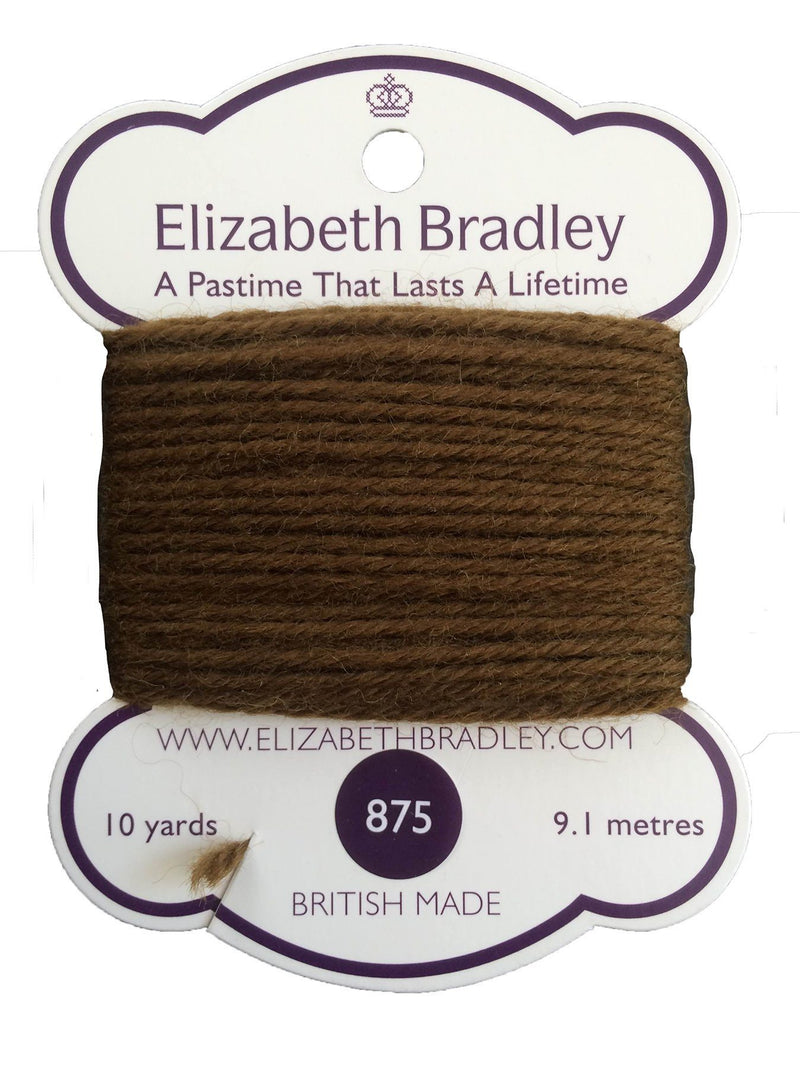 Tapestry Wool Colour 875 Tapestry Wool Elizabeth Bradley Design