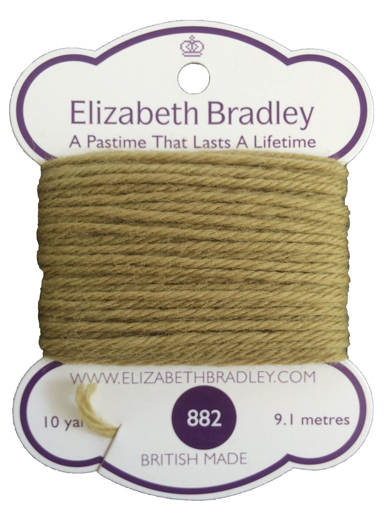 Tapestry Wool Colour 882 Tapestry Wool Elizabeth Bradley Design
