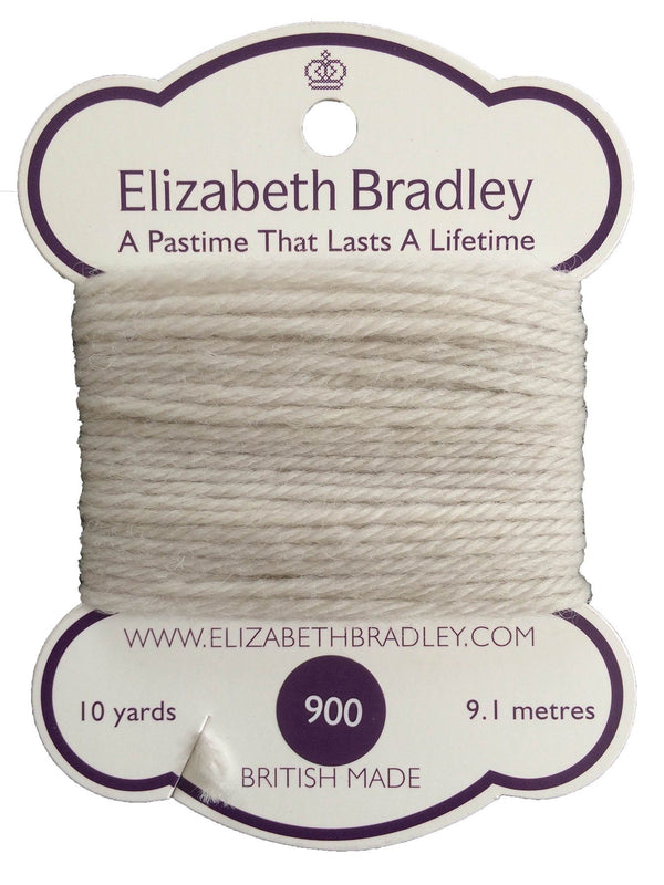 Tapestry Wool Colour 900 Tapestry Wool Elizabeth Bradley Design
