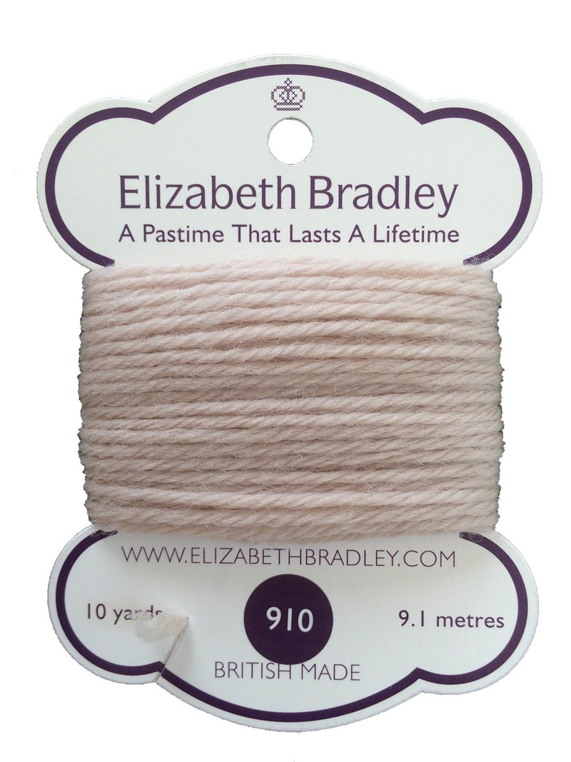 Tapestry Wool Colour 910 Tapestry Wool Elizabeth Bradley Design
