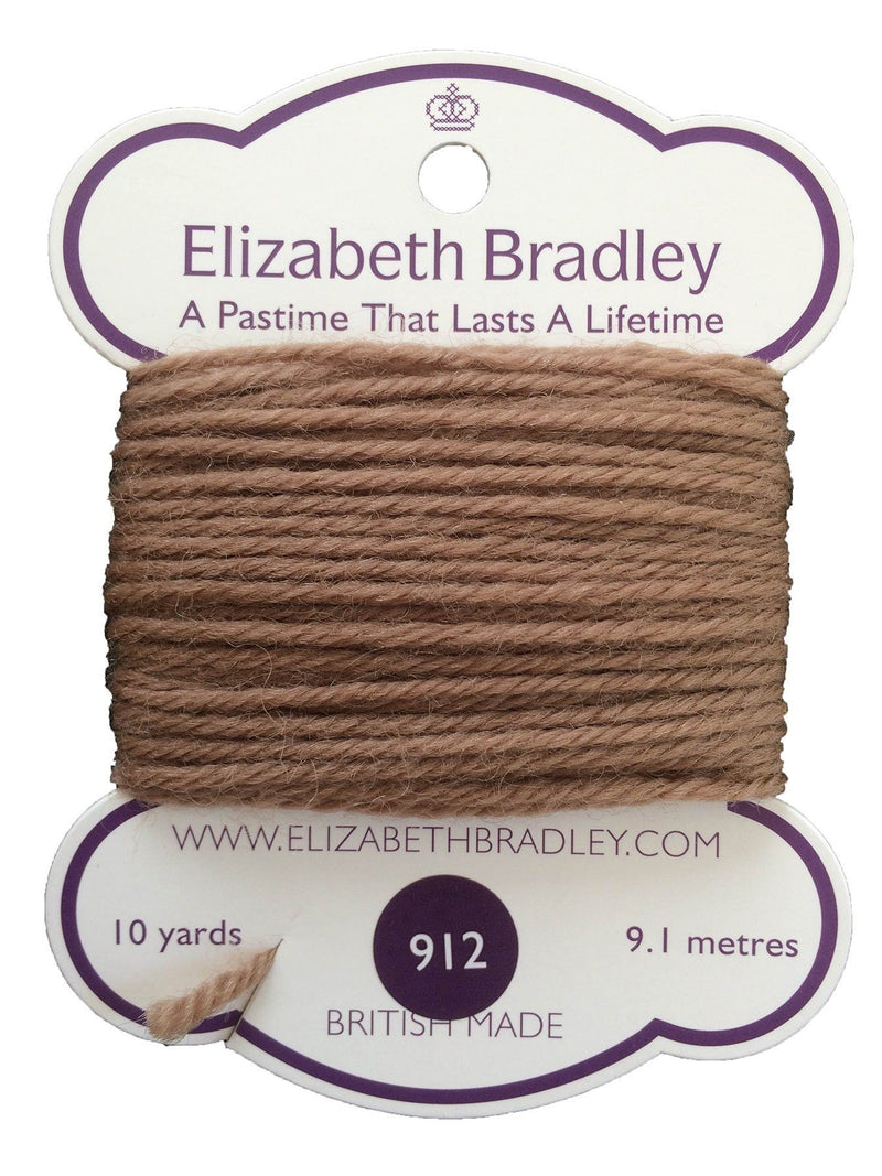 Tapestry Wool Colour 912 Tapestry Wool Elizabeth Bradley Design