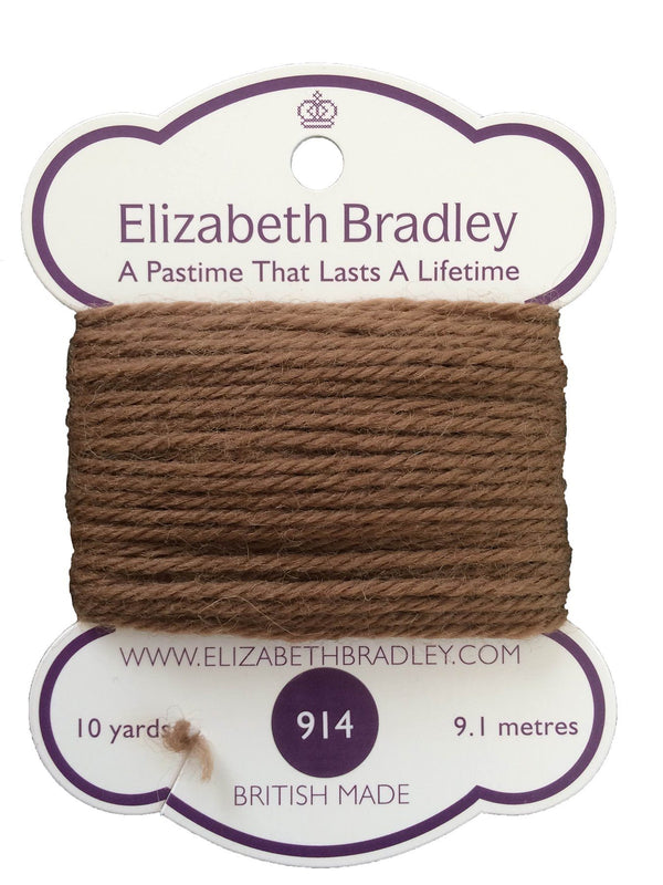 Tapestry Wool Colour 914 Tapestry Wool Elizabeth Bradley Design