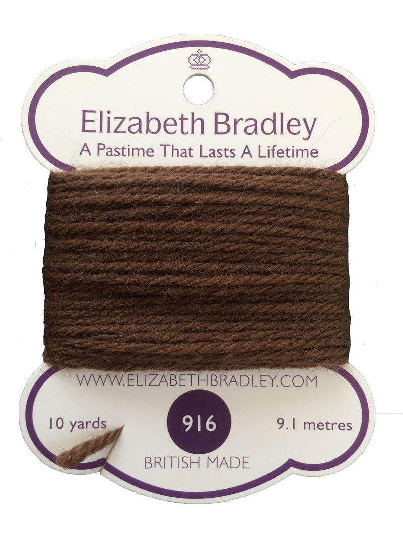 Tapestry Wool Colour 916 Tapestry Wool Elizabeth Bradley Design