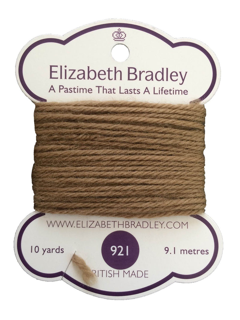 Tapestry Wool Colour 921 Tapestry Wool Elizabeth Bradley Design