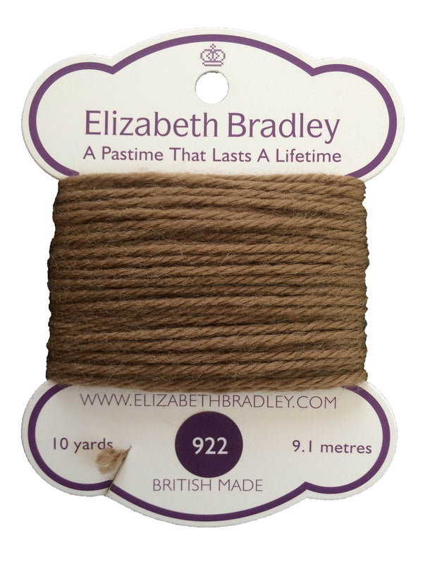 Tapestry Wool Colour 922 Tapestry Wool Elizabeth Bradley Design