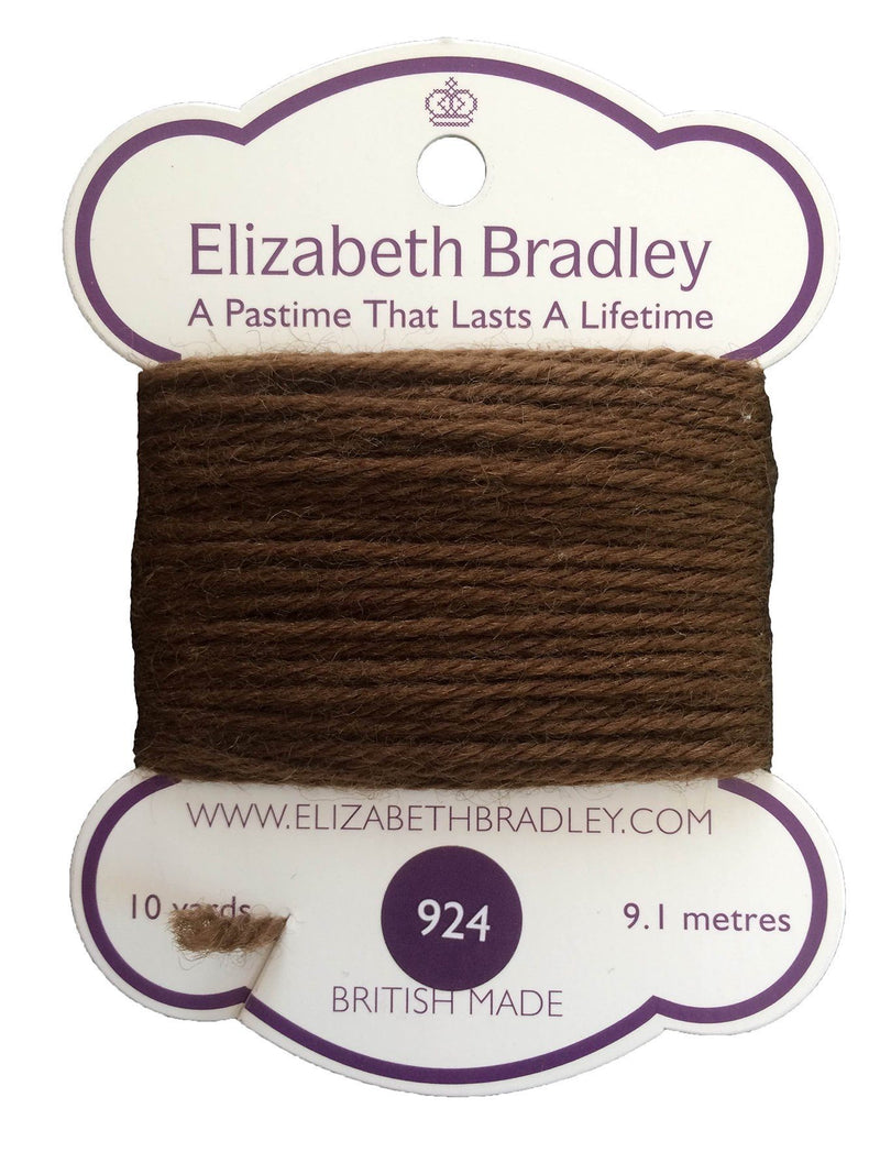 Tapestry Wool Colour 924 Tapestry Wool Elizabeth Bradley Design