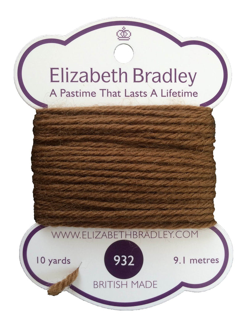 Tapestry Wool Colour 932 Tapestry Wool Elizabeth Bradley Design