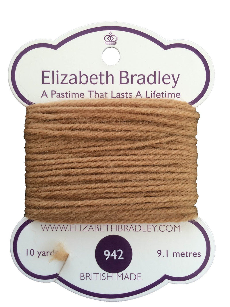 Tapestry Wool Colour 942 Tapestry Wool Elizabeth Bradley Design