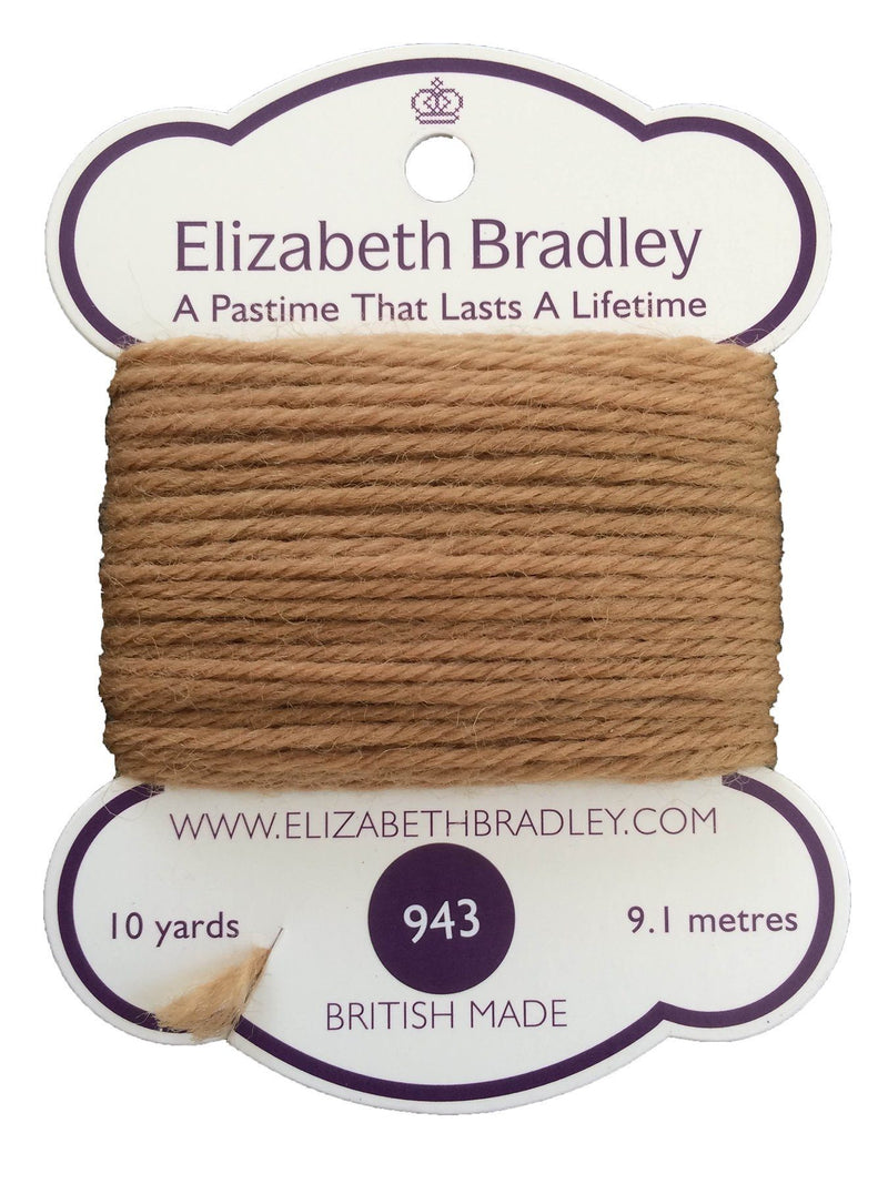 Tapestry Wool Colour 943 Tapestry Wool Elizabeth Bradley Design
