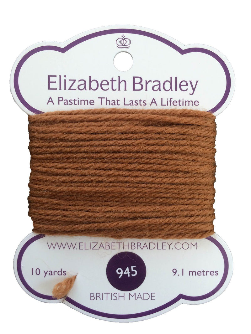 Tapestry Wool Colour 945 Tapestry Wool Elizabeth Bradley Design