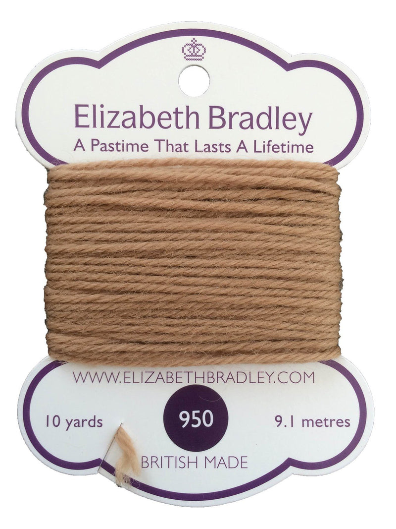 Tapestry Wool Colour 950 Tapestry Wool Elizabeth Bradley Design