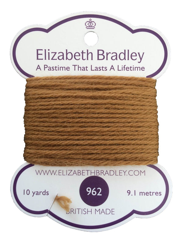 Tapestry Wool Colour 962 Tapestry Wool Elizabeth Bradley Design