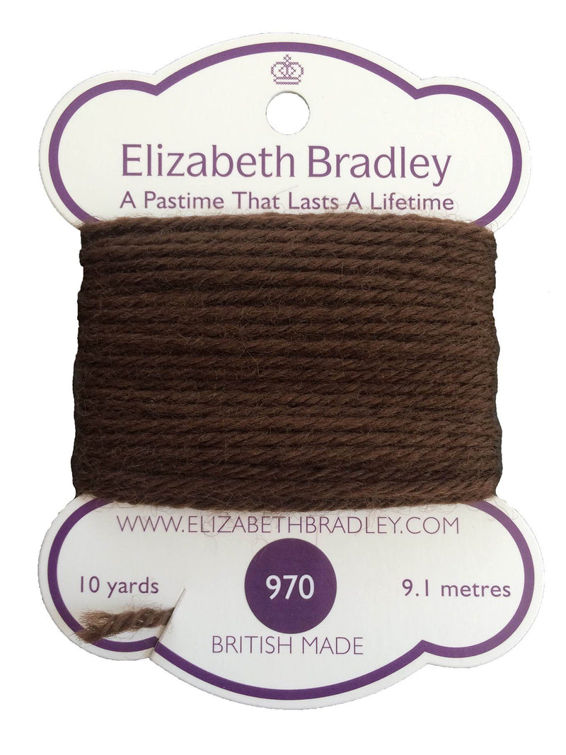 Tapestry Wool Colour 970 Tapestry Wool Elizabeth Bradley Design