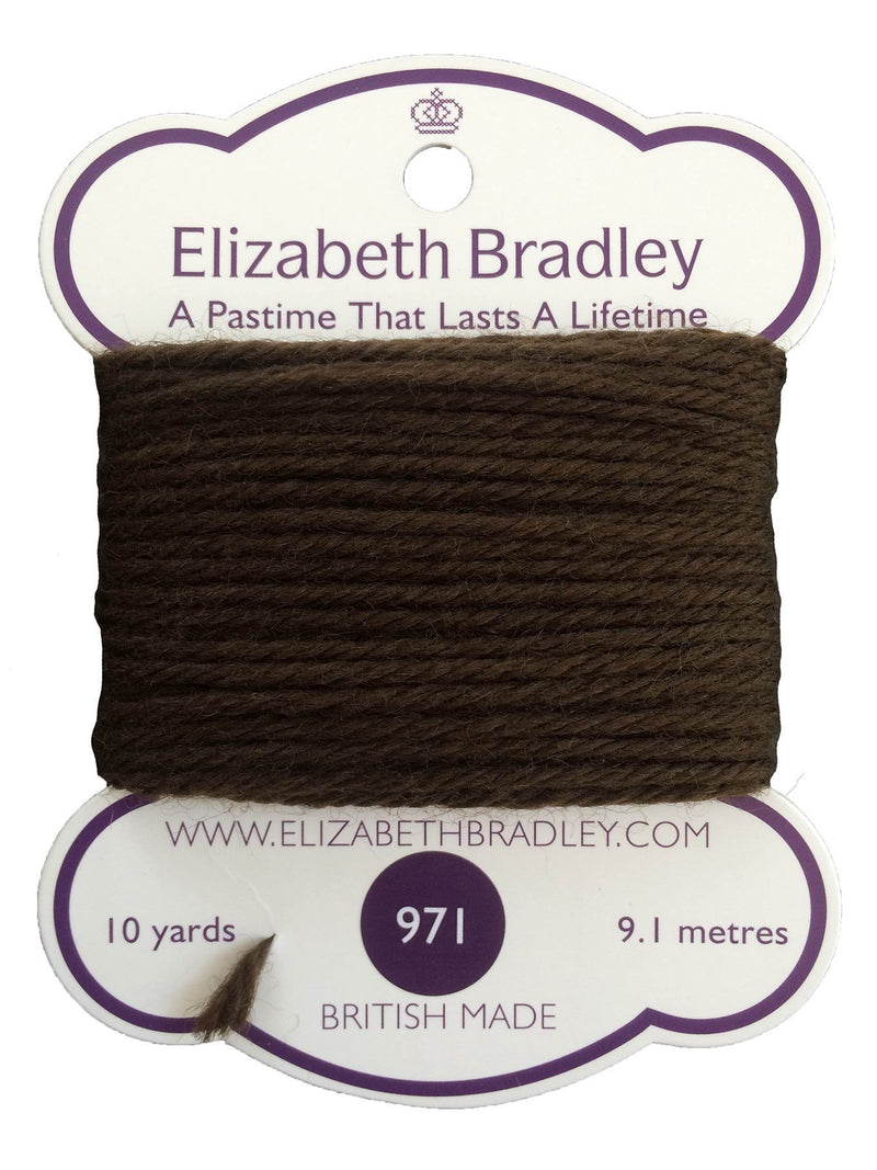 Tapestry Wool Colour 971 Tapestry Wool Elizabeth Bradley Design
