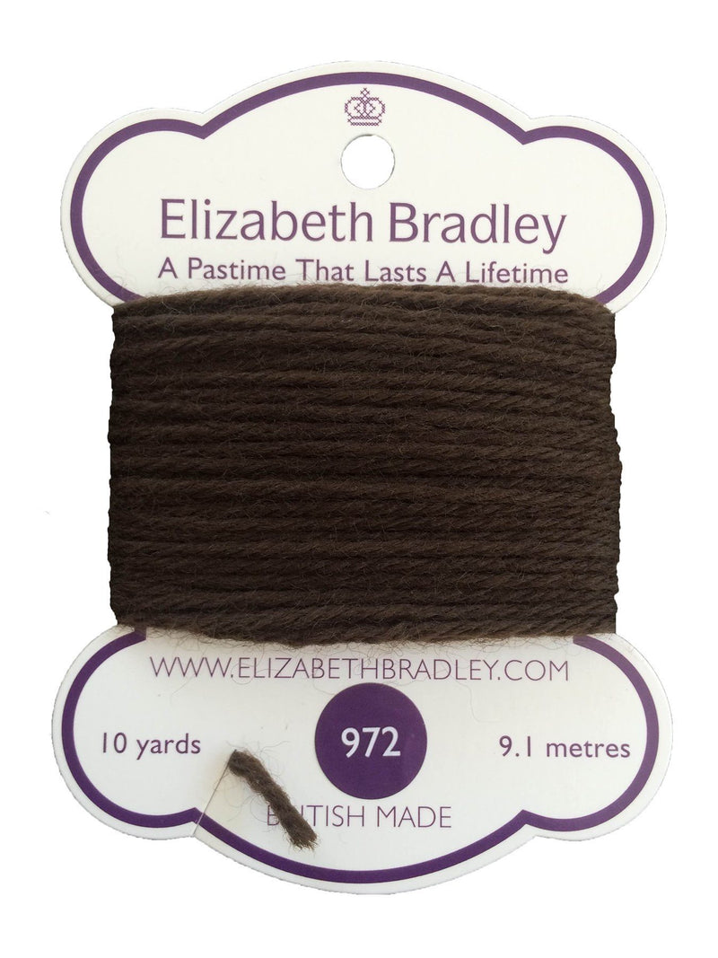 Tapestry Wool Colour 972 Tapestry Wool Elizabeth Bradley Design