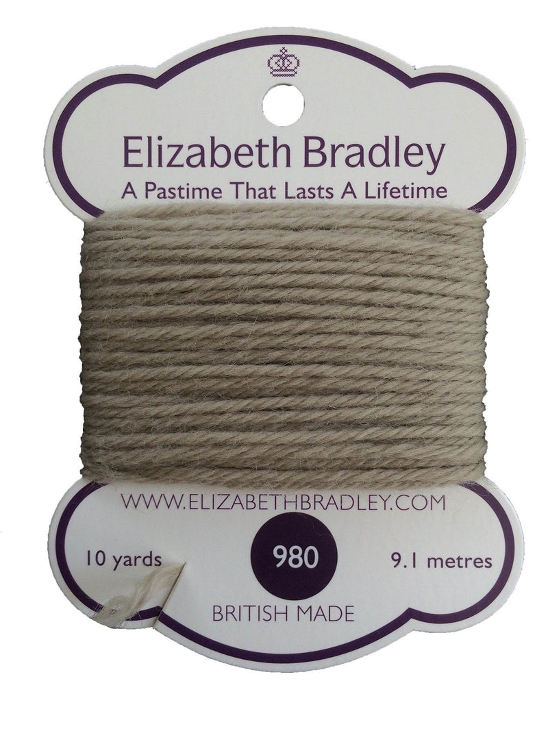Tapestry Wool Colour 980 Tapestry Wool Elizabeth Bradley Design