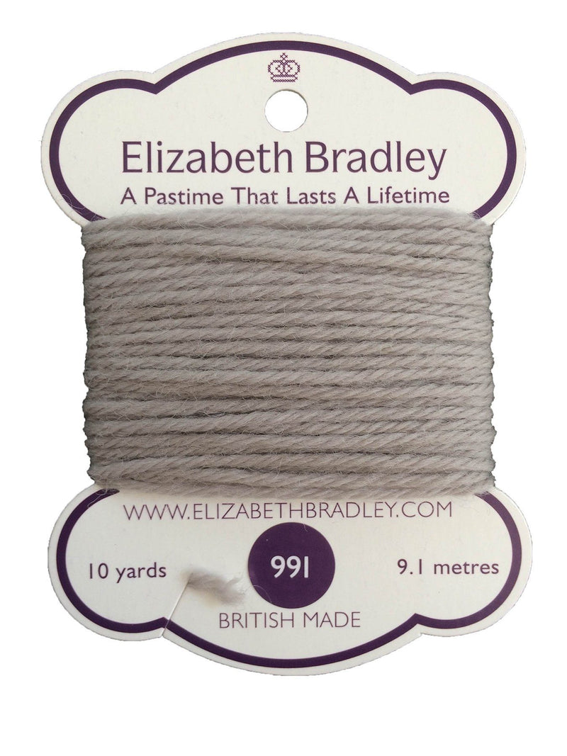 Tapestry Wool Colour 991 Tapestry Wool Elizabeth Bradley Design