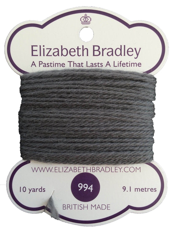 Tapestry Wool Colour 994 Tapestry Wool Elizabeth Bradley Design