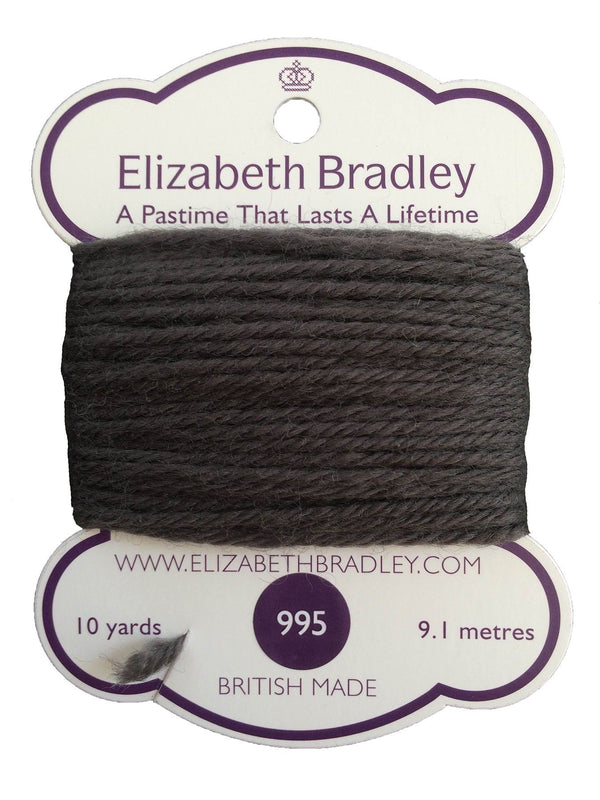 Tapestry Wool Colour 995 Tapestry Wool Elizabeth Bradley Design