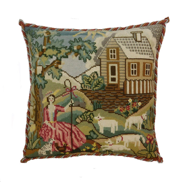 The Pastoral Needlepoint Kit Elizabeth Bradley Design