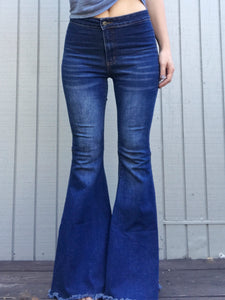 Nikki's Bell Bottom Jeans