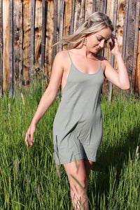 Sarah's Summer Fun Hi-Lo Dress