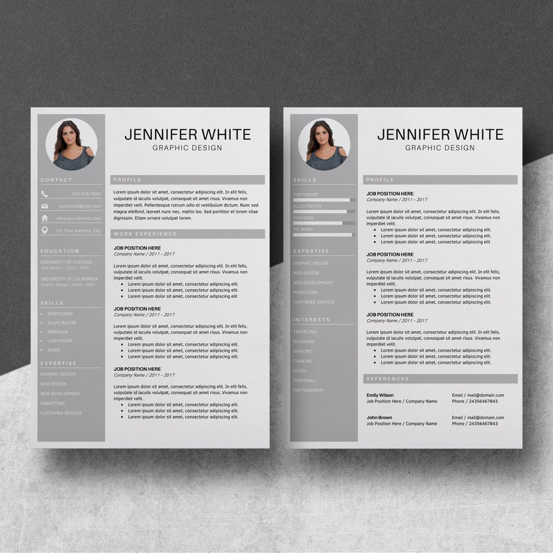 Microsoft Word Resume